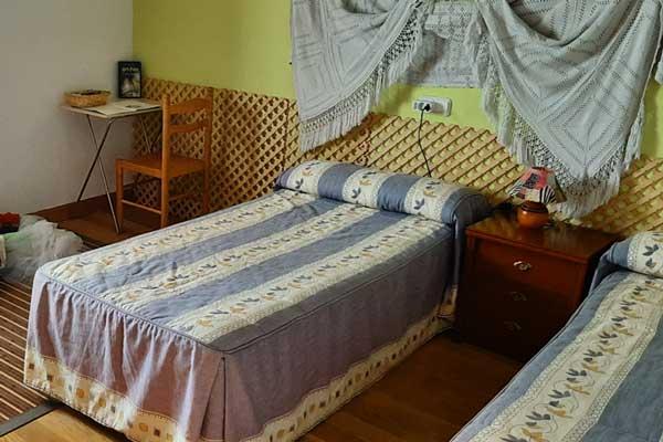 Habitación IRATI - Dos camas